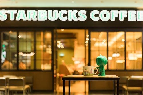 阿里巴巴、星巴克达成新零售战略合作