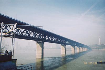 武汉长江大桥(2018.12)